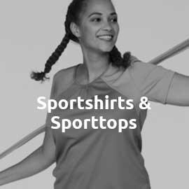 Sportshirts in großen Größen