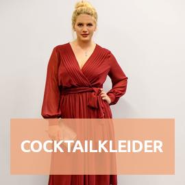 Cocktailkleider für große Frauen Wundercurves