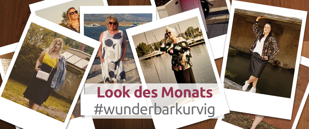 Look des Monoats Banner