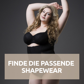So findest Du die passende Shapewear Wundercurves