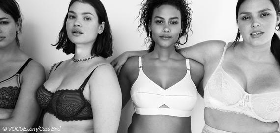 Plus-Size-Models sind Balsam für die Seele
