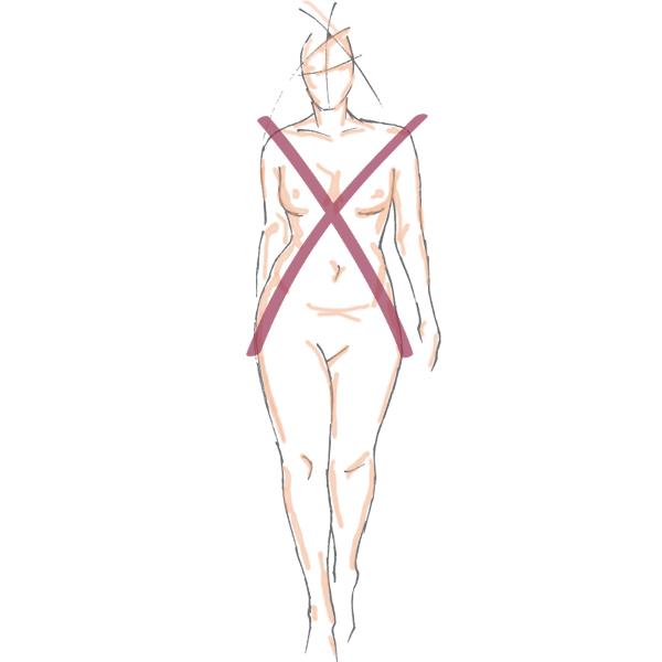 Wundercurves Figurtyp X