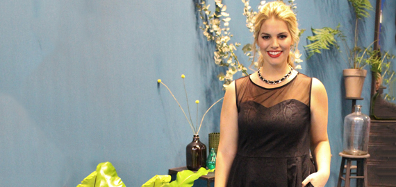 Angelina Kirsch Plus Size Model