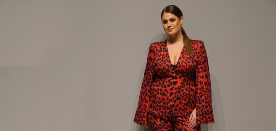 Hanna Wilperath Plus Size Model