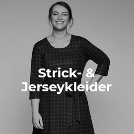 Strick und Jerseykleider