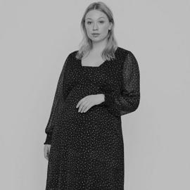 Umstandskleider große Größen für Schwangere