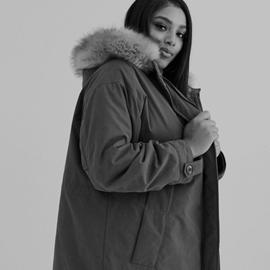 Jacken und Mäntel große Größen von heine