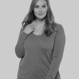 Pullover große Größen von heine