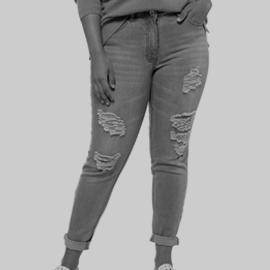 Skinny Jeans große Größen