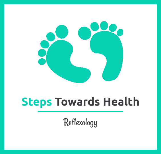 Steps Towards Health Reflexology Logo