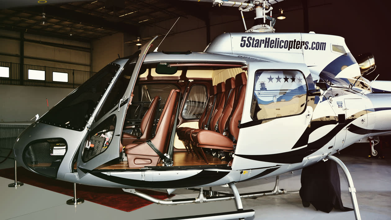 LAS VEGAS HELICOPTER TOUR AGENCY