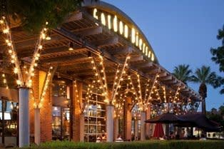 Restaurent Gorden Biersch Las Vegas Night Strip Helicopter Dinner Combo Tour
