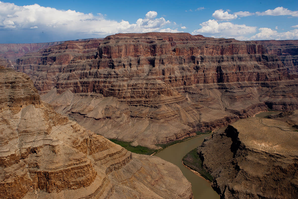 Grand Canyon Helicopter Extended Air Only Tour