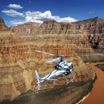GRAND CANYON & VALLEY OF FIRE HELICOPTER WEDDING CEREMONY PACKAGE