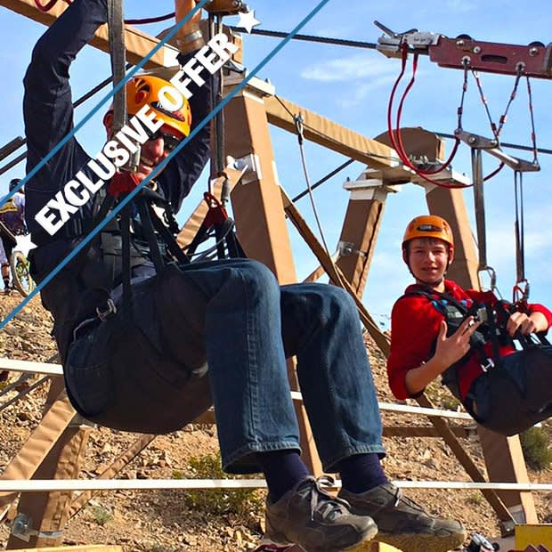 flightlinez bootleg canyon zipline