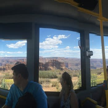 Grand Canyon West Rim Bus