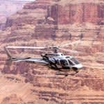GRAND CANYON WEST RIM HELICOPTER FALCON FLIGHT
