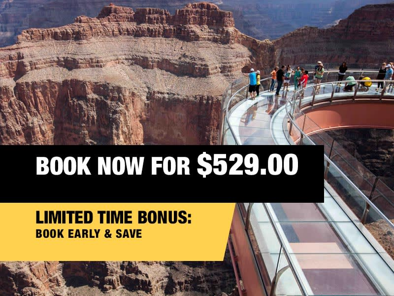 VIP Skywalk Express Book Now From $529.00
