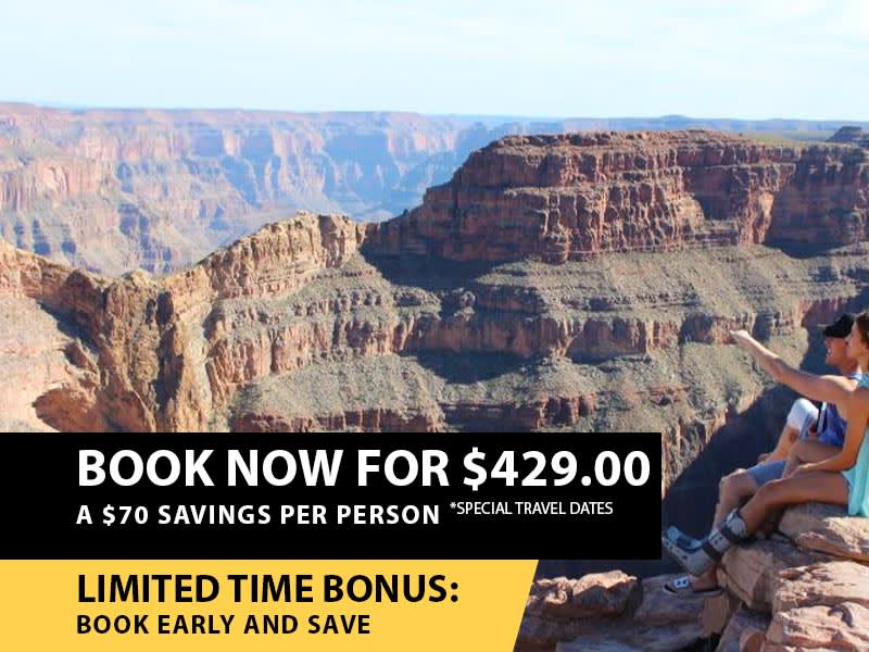 Grand Canyon Helicopter Rim Landing Tour Value Book Now From $429