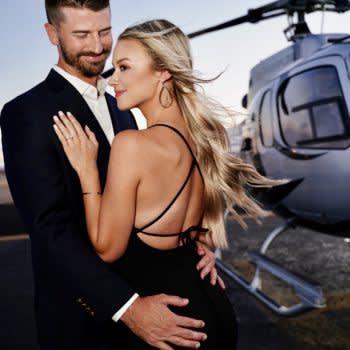 Las Vegas valentine helicopter tour