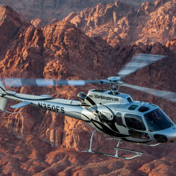 las vegas valley of fire helicopter tour
