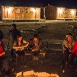 GRAND CANYON WEST HUALAPAI RANCH OVERNIGHT CABIN STAY BY HELICOPTER & GROUND TOUR CAMP FIRE