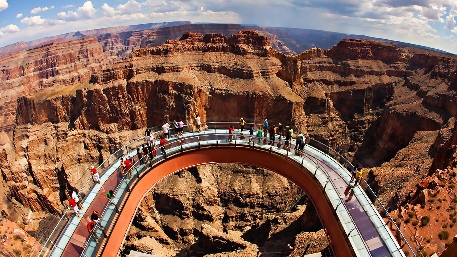 Grand Canyon Skywalk Express Helicopter Tour
