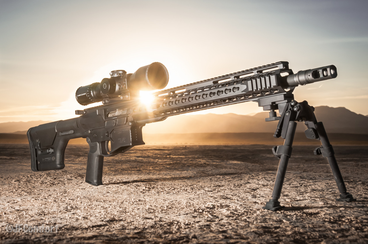 Las Vegas Outdoor Shooting Range Experience | 5 Star