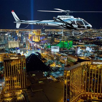 Las Vegas Night Strip Helicopter Flight Tour
