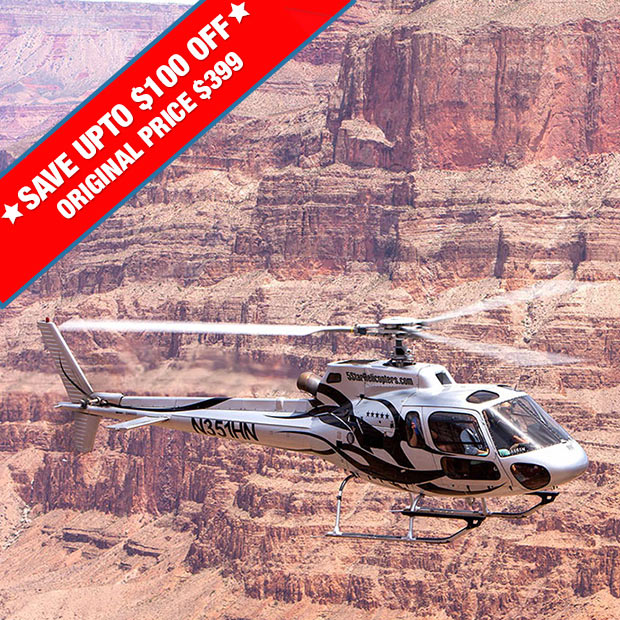 Extended Grand Canyon Helicopter Tour