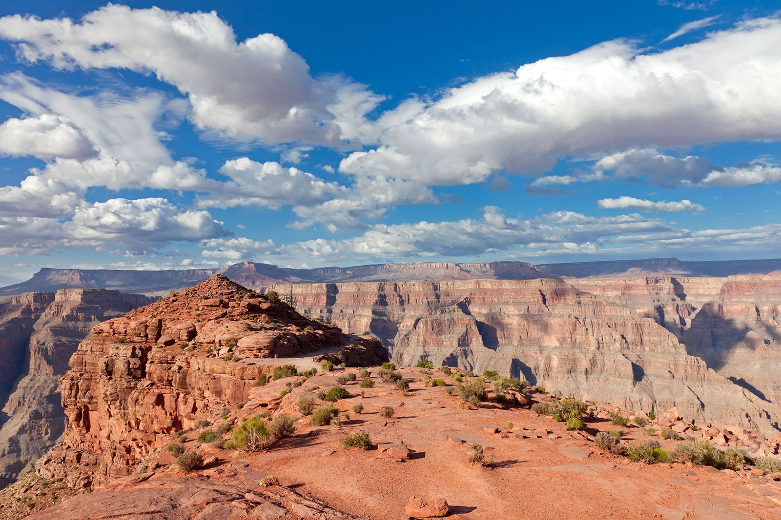 Grand Canyon West Rim Indian Adventure Helicopter Tour - Grand canyon west rim map