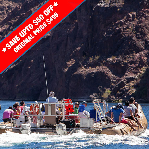 black canyon rafting and grand canyon helicopter tour