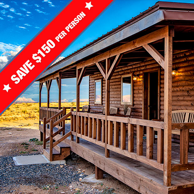 Grand Canyon West Cabin on Sale