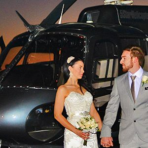 Las Vegas Wedding Night Helicopter Experience