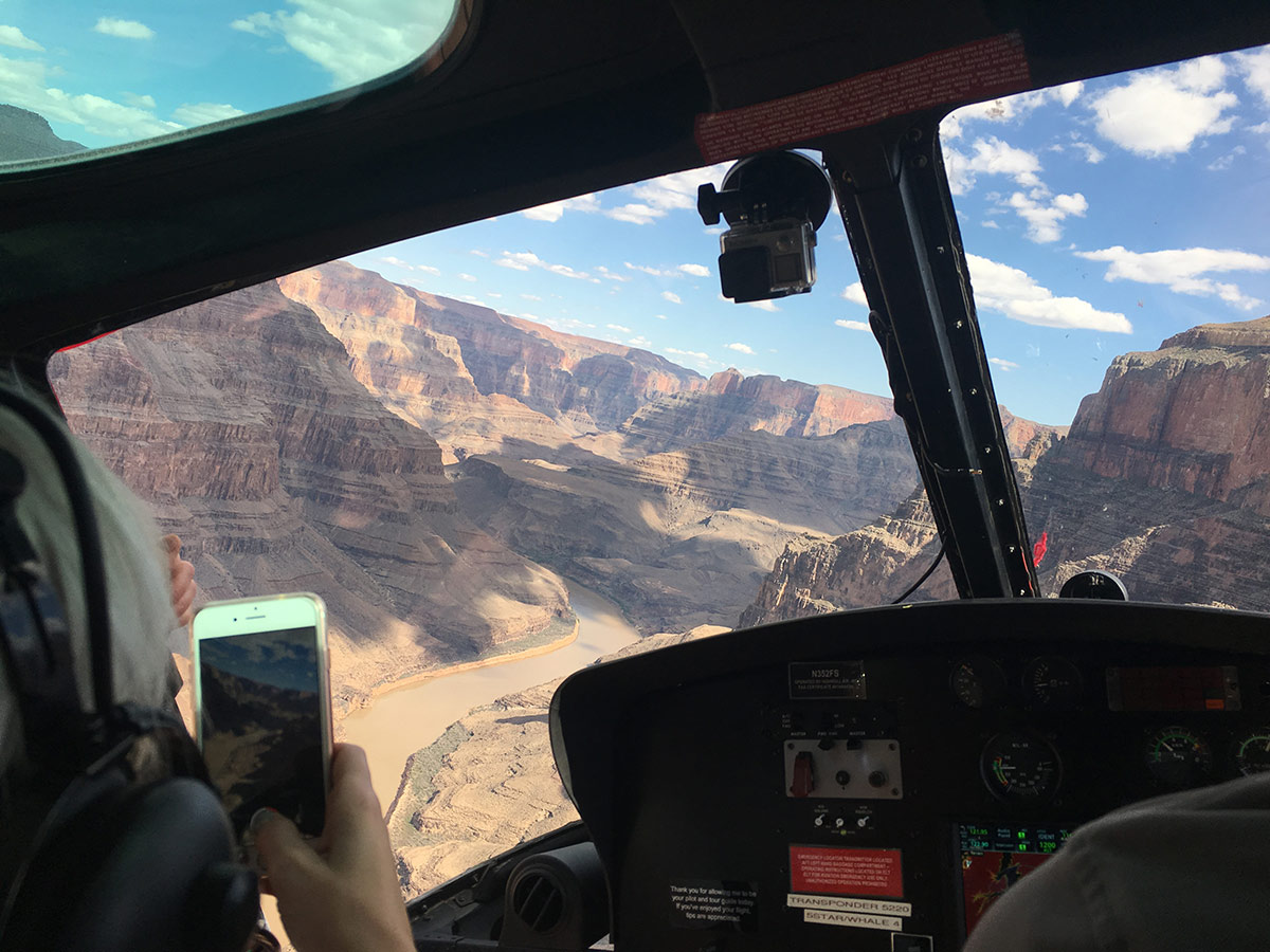 Las Vegas Zip Line Experience And Grand Canyon Helicopter