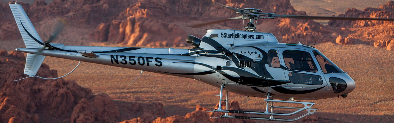 GRAND CANYON WEST RIM HELICOPTER EXTENDED AIR ONLY TOUR