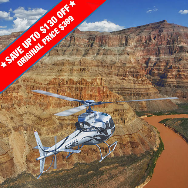 super saver grand canyon helicopter