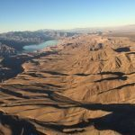 grand canyon floor landing helicopter tours over mojave desert