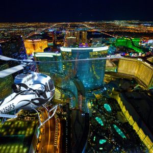 SELF DRIVE LAS VEGAS NIGHT STRIP FLIGHT