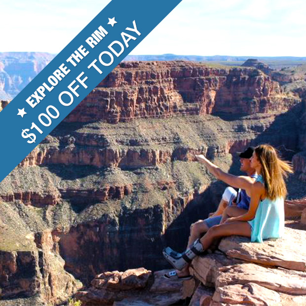 discount Grand Canyon Helicopter Rim Landing Tour