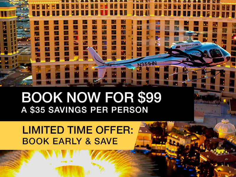 discount las vegas helicopter tour