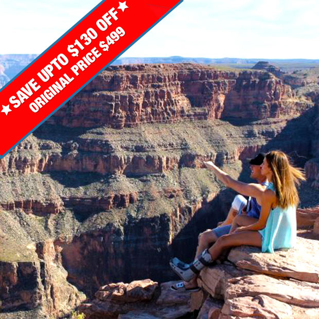 Grand Canyon Helicopter Rim Landing Tour