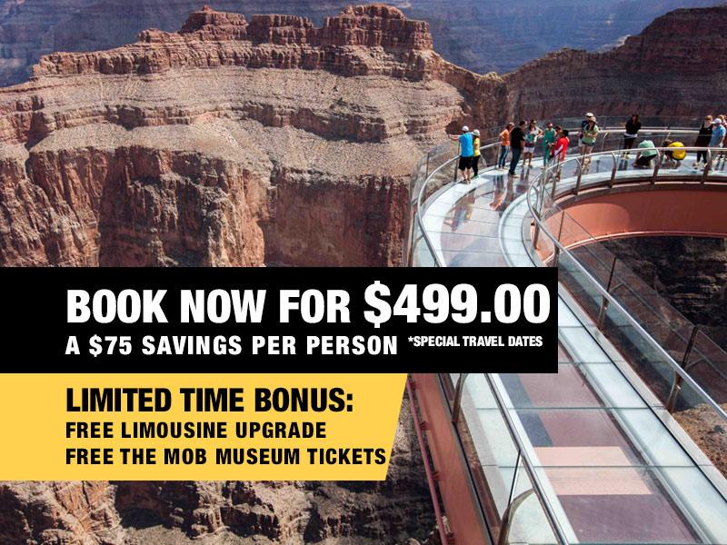 VIP Skywalk Express Retail Package Value $549.00