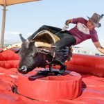 GRAND CANYON WEST RIM HOTEL CABIN STAY HUALAPAI RANCH BULL RIDING