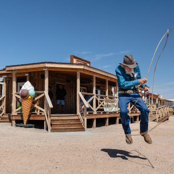 Grand Canyon West Rim Bus & Helicopter Adventure Hualapai Ranch