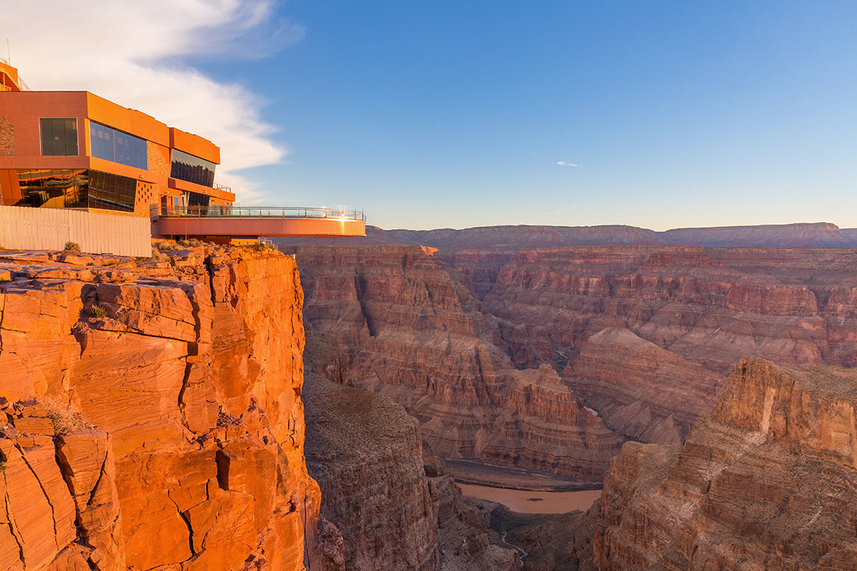 2 Day Grand Canyon West Rim Hualapai Ranch Cabin Hotel Stay By Bus