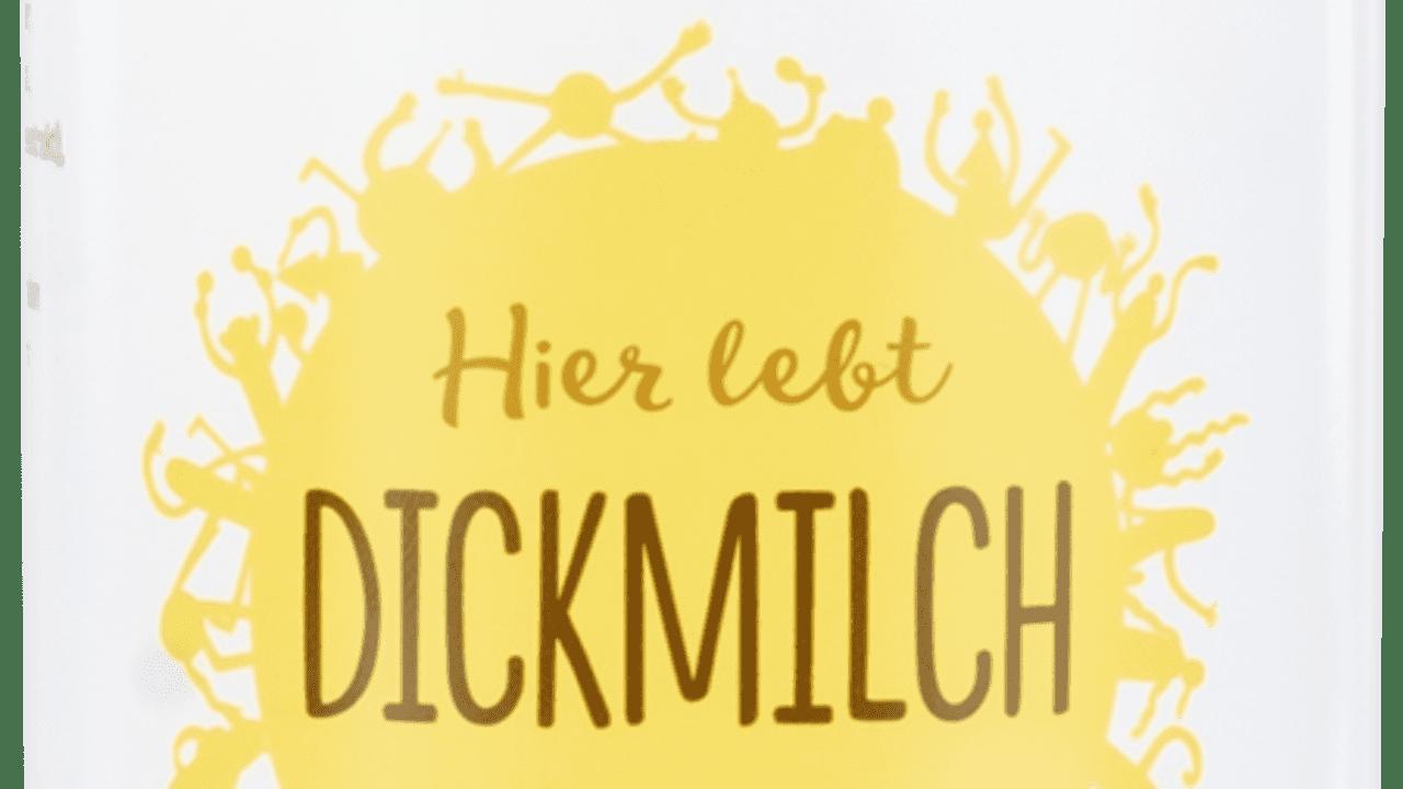 DICKMILCH VANILLESCHOTE