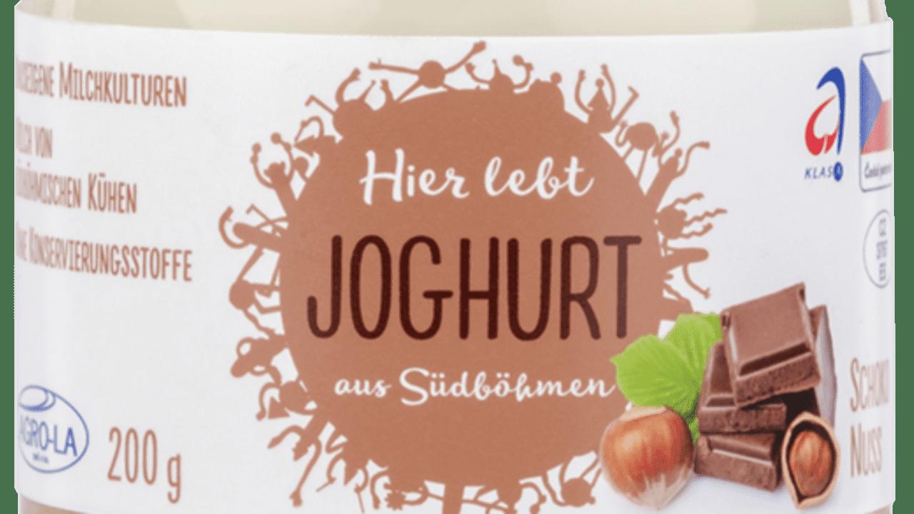 JOGHURT SCHOKO NUSS