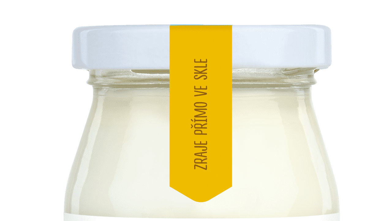 Jogurt-ananas