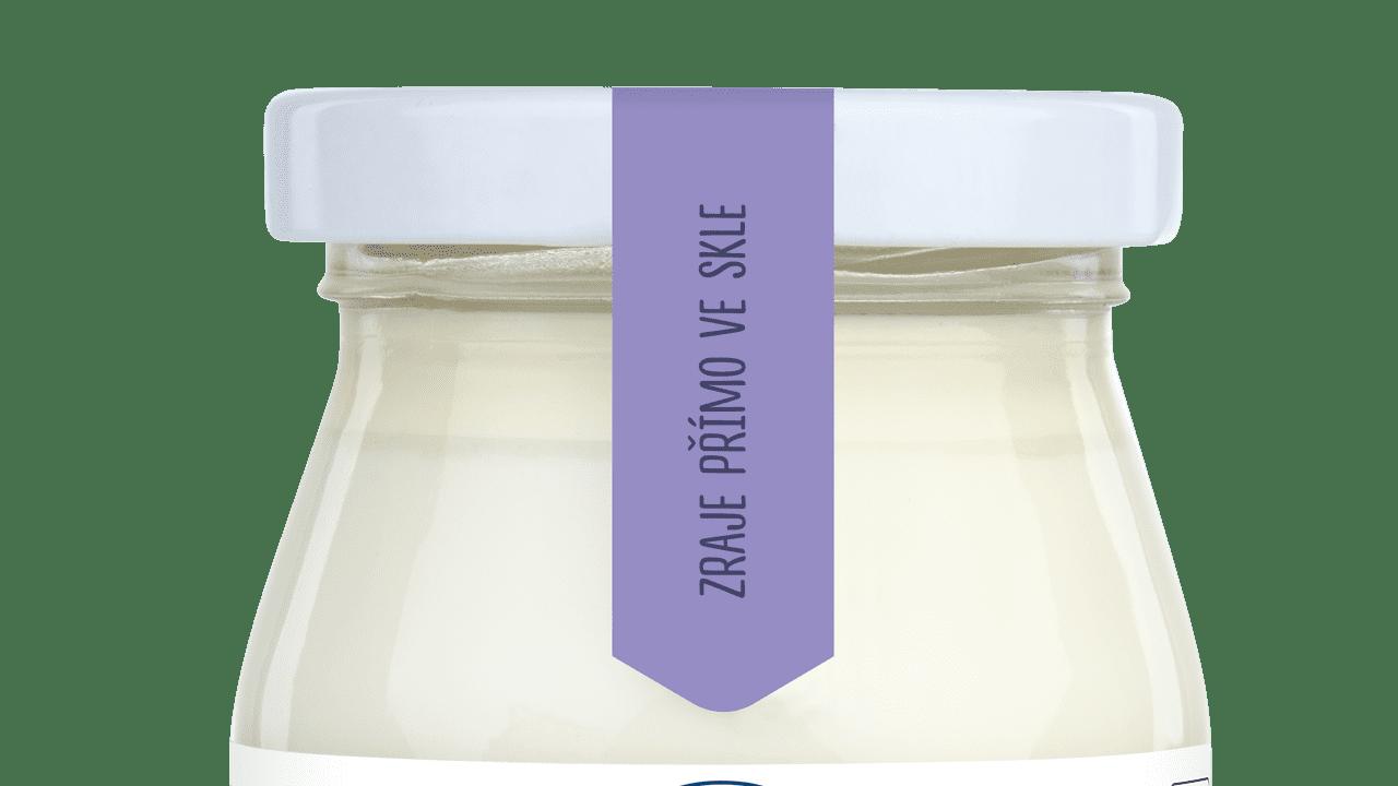 Jogurt-boruvka